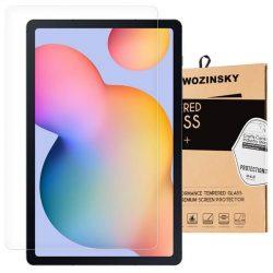 Wozinsky edzett üveg tempered glass 9H képernyővédő fólia Samsung Galaxy Tab S6 Lite üvegfólia