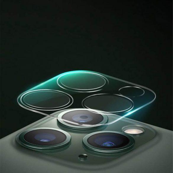 Wozinsky Full Fényképezőgép Glass szuper tartós 9H üvegfólia iPhone 12 üvegfólia