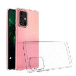Ultra Clear 0.5mm tok Gel TPU tok Samsung Galaxy A72 átlátszó telefontok