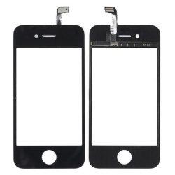 ÉRINTŐTÁLCA iPhone 4 Fekete
