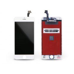 """LCD kijelző érintőpanellel - Apple iPhone 6 4.7"""", - Kingwo kiváló minőségű, utángyártott - fehér"""