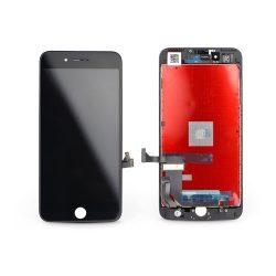 """LCD kijelző érintőpanellel - Apple iPhone 7 Plus 5.5"""", - Kingwo AAA kiváló minőségű, utángyártott - fekete"""