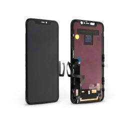 LCD kijelző érintőpanellel - Apple iPhone 11 - Origin AAA kiváló minőségű, utángyártott - fekete