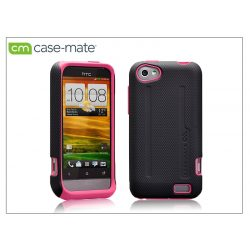HTC One V hátlap - Case-Mate Tough - pink