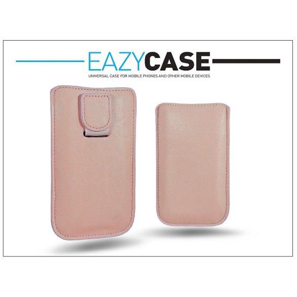 MAGNET SLIM univerzális tok - Nokia E51/E52/106/206 - pink - 3. méret