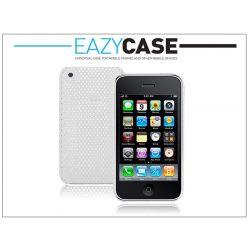 Apple iPhone 3G/3GS hátlap - Air - fehér