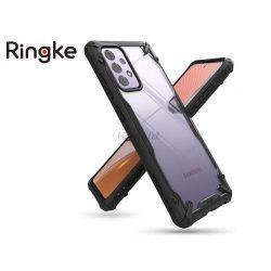 Samsung A725F Galaxy A72 4G/A726B Galaxy A72 5G ütésálló hátlap - Ringke Fusion X - black