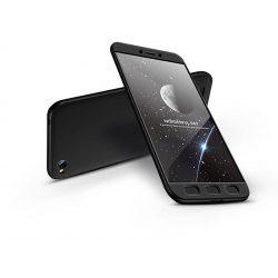 Xiaomi Redmi 5A hátlap - GKK 360 Full Protection 3in1 - fekete