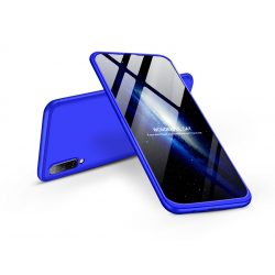 Samsung A505F Galaxy A50/A30s hátlap - GKK 360 Full Protection 3in1 - kék