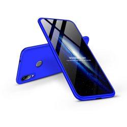 Xiaomi Redmi 7 hátlap - GKK 360 Full Protection 3in1 - kék