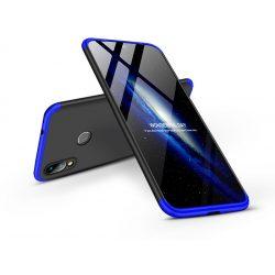 Xiaomi Redmi 7 hátlap - GKK 360 Full Protection 3in1 - fekete/kék
