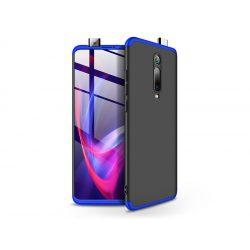 Xiaomi Mi 9T/9T Pro hátlap - GKK 360 Full Protection 3in1 - fekete/kék