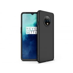 OnePlus 7T hátlap - GKK 360 Full Protection 3in1 - fekete