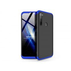 Xiaomi Redmi Note 8T hátlap - GKK 360 Full Protection 3in1 - fekete/kék