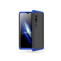 Xiaomi Mi Note 10/Note 10 Pro hátlap - GKK 360 Full Protection 3in1 - fekete/kék