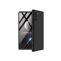 Samsung G770F Galaxy S10 Lite hátlap - GKK 360 Full Protection 3in1 - fekete