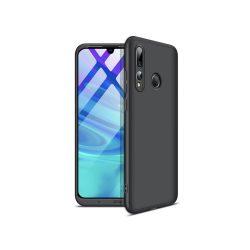 Huawei/Honor 20 Lite/Honor 20e hátlap - GKK 360 Full Protection 3in1 - fekete