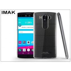 LG V10 H960A hátlap - IMAK Crystal Clear Slim - transparent
