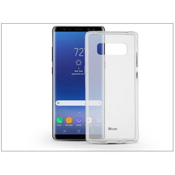 Samsung N950F Galaxy Note 8 hátlap - Roar Bright Clear - transparent