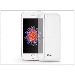 Apple iPhone 5/5S/SE szilikon hátlap - Roar All Day Full 360 - transparent