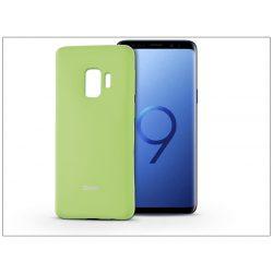 Samsung G960F Galaxy S9 szilikon hátlap - Roar All Day Full 360 - lime