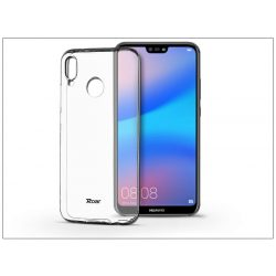 Huawei P20 Lite szilikon hátlap - Roar All Day Full 360 - transparent