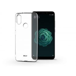 Xiaomi Mi A2 szilikon hátlap - Roar All Day Full 360 - transparent