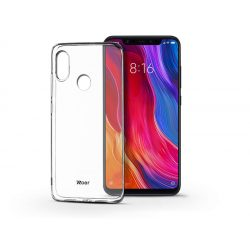 Xiaomi Mi 8 szilikon hátlap - Roar All Day Full 360 - transparent