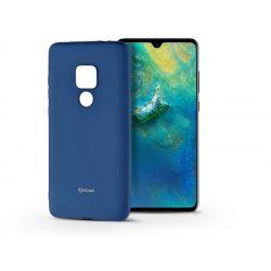 Huawei Mate 20 szilikon hátlap - Roar All Day Full 360 - kék