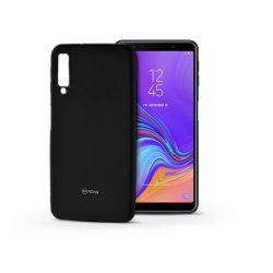Samsung A750F Galaxy A7 (2018) szilikon hátlap - Roar All Day Full 360 - fekete