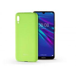 Huawei Y6 (2019) szilikon hátlap - Roar All Day Full 360 - lime
