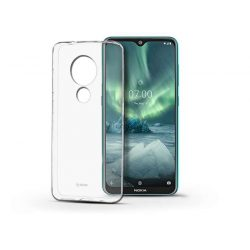 Nokia 6.2/7.2 szilikon hátlap - Roar All Day Full 360 - transparent