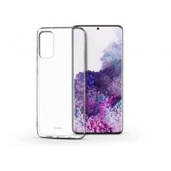 Samsung G985F Galaxy S20+ szilikon hátlap - Roar All Day Full 360 - transparent