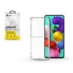 Samsung A515F Galaxy A51 szilikon hátlap - Roar Armor Gel - transparent