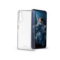 Huawei/Honor 20/Nova 5T szilikon hátlap - Roar All Day Full 360 - transparent