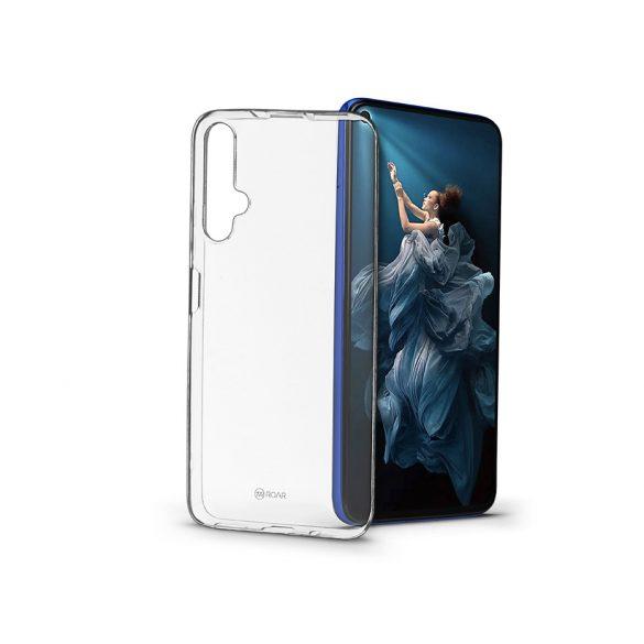 Huawei/Honor 20/Nova 5T szilikon hátlap - Roar All Day Full 360 - transparent