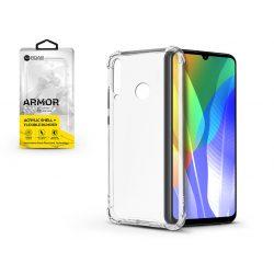 Huawei Y6p szilikon hátlap - Roar Armor Gel - transparent