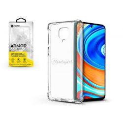Xiaomi Redmi Note 9 Pro szilikon hátlap - Roar Armor Gel - transparent