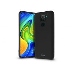 Xiaomi Redmi Note 9 szilikon hátlap - Roar All Day Full 360 - fekete