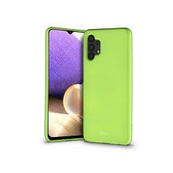 Samsung A326B Galaxy A32 5G szilikon hátlap - Roar All Day Full 360 - zöld