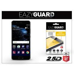 Huawei P10 gyémántüveg képernyővédő fólia - Diamond Glass 2.5D Fullcover - fekete