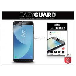 Samsung J730F Galaxy J7 (2017) képernyővédő fólia - 2 db/csomag (Crystal/Antireflex HD)