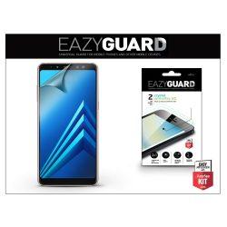 Samsung A730F Galaxy A8 Plus (2018) képernyővédő fólia - 2 db/csomag (Crystal/Antireflex HD)