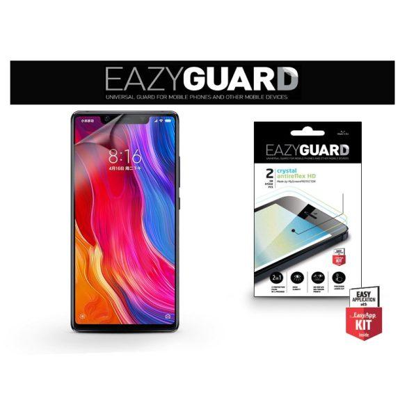 Xiaomi Mi 8 SE képernyővédő fólia - 2 db/csomag (Crystal/Antireflex HD)