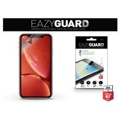Apple iPhone XR/iPhone 11 képernyővédő fólia - 2 db/csomag (Crystal/Antireflex HD)