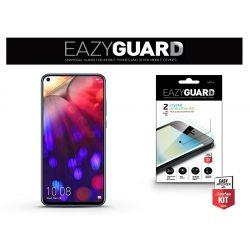 Huawei/Honor View 20 képernyővédő fólia - 2 db/csomag (Crystal/Antireflex HD)