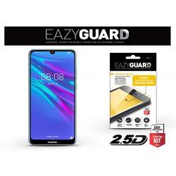 Huawei Y6 (2019)/Y6s (2019)/Honor 8A gyémántüveg képernyővédő fólia - Diamond Glass 2.5D Fullcover - fekete