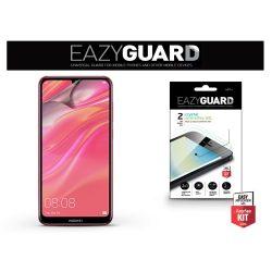 Huawei Y7 (2019)/Y7 Prime (2019) képernyővédő fólia - 2 db/csomag (Crystal/Antireflex HD)