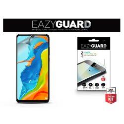 Huawei P30 Lite képernyővédő fólia - 2 db/csomag (Crystal/Antireflex HD)