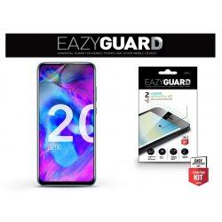 Huawei/Honor 20 Lite/Honor 20e képernyővédő fólia - 2 db/csomag (Crystal/Antireflex HD)
